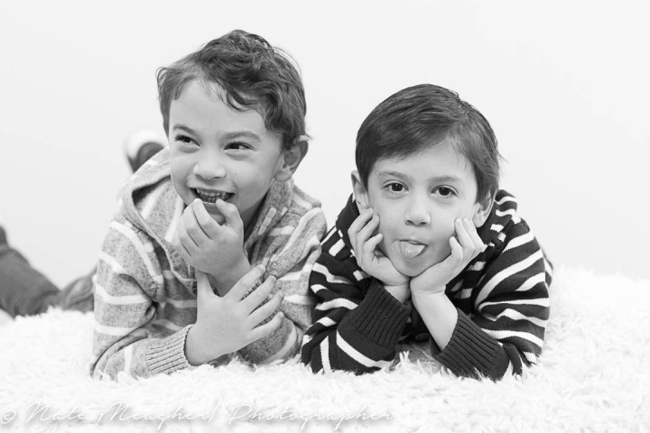 5-year old Twin Boys  | Jersey City, NJ Family Portrait Photography