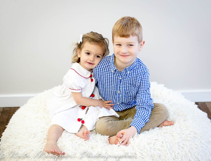 Sibling Love | Jersey City NJ Family Portrait Photography